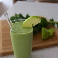 Match Green Apple Smoothie